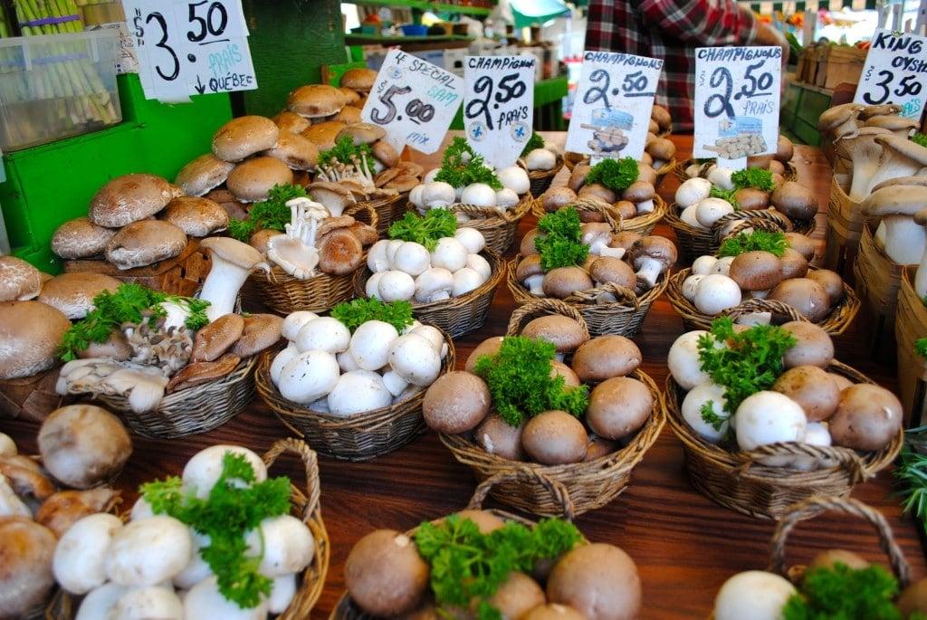 Jean Talon Market, Montreal Canada