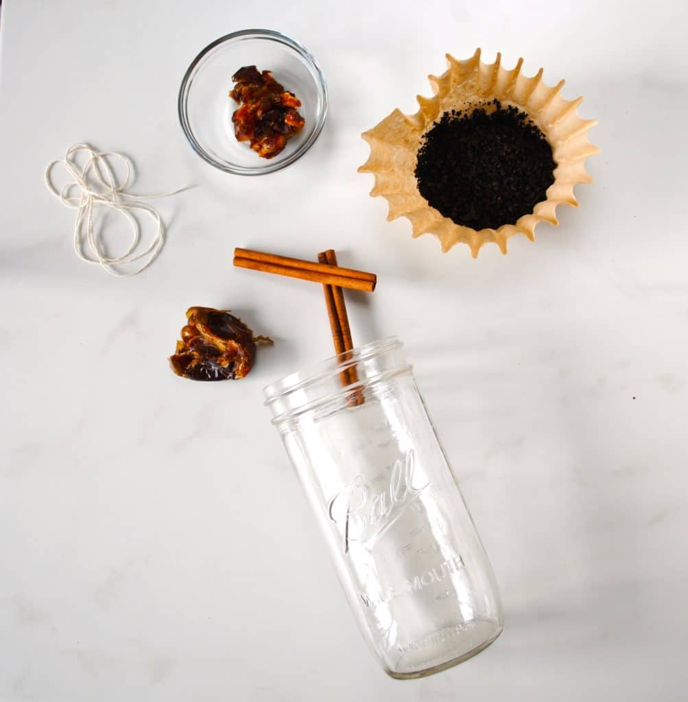 Spiced Cold Brew Coffee Recipe