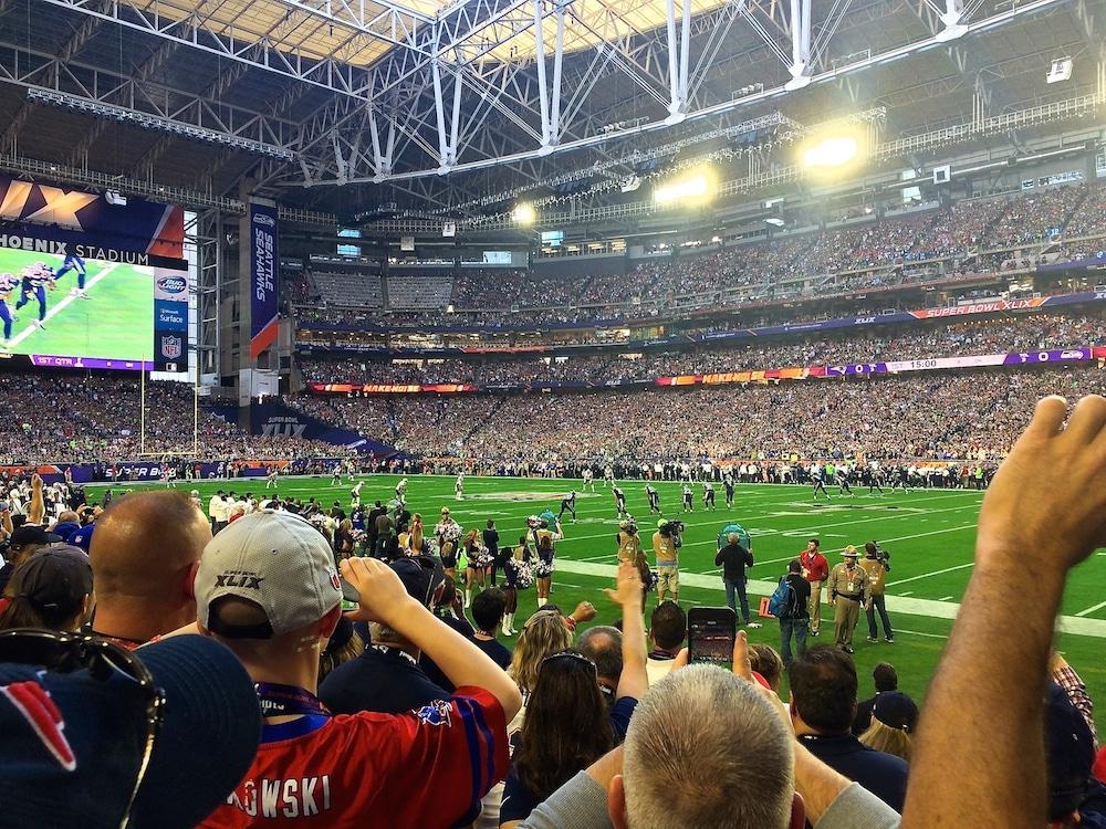 Superbowl 49, Phoenix AZ