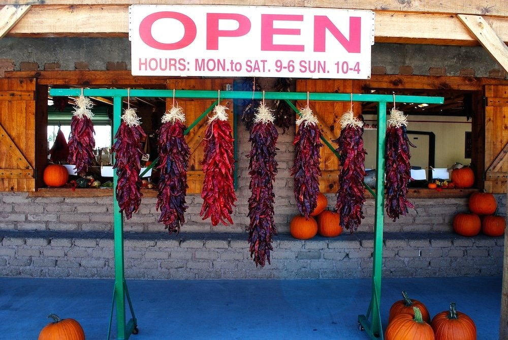 New Mexico Tienda, Snake Ranch Farm Store
