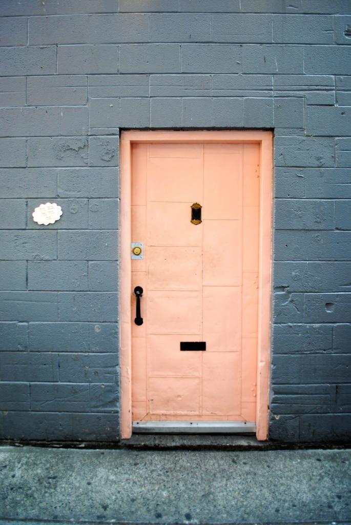 The Pink Door - Seattle, Wa