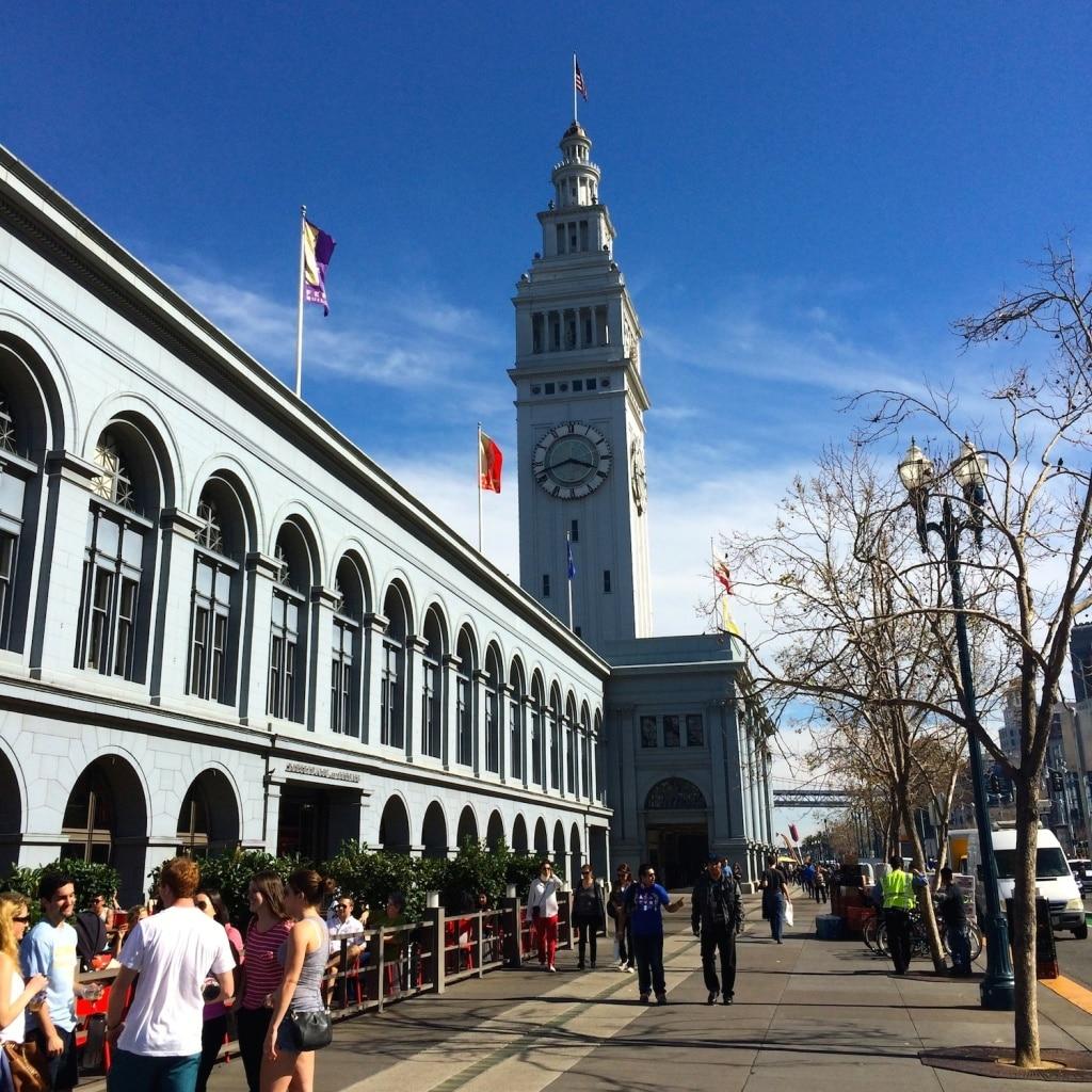 Slanted door - San Francisco, CA