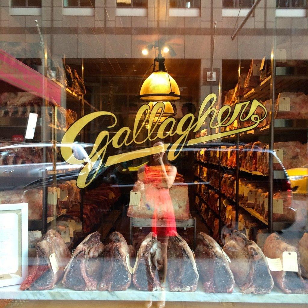 Gallagher's Steakhouse - New York, New York