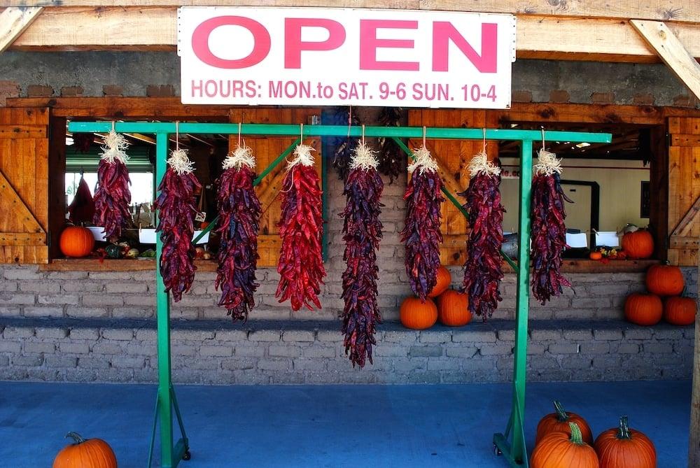 New Mexico Tienda, Snake Ranch Farm Store
