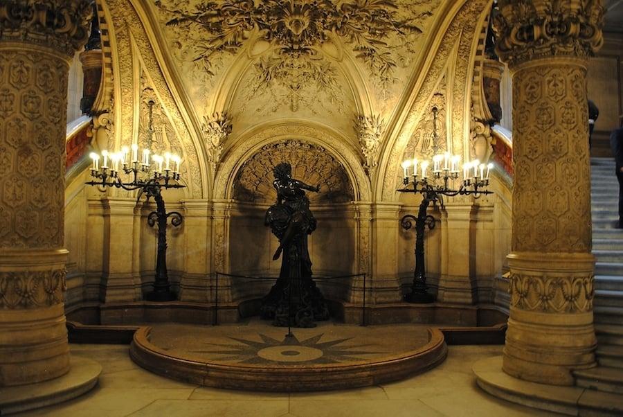 Notre Dame Opéra de Paris