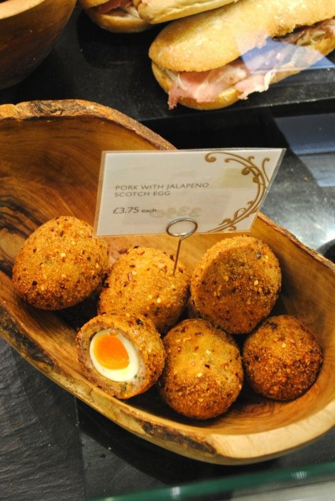 Harrods Food Hall, London