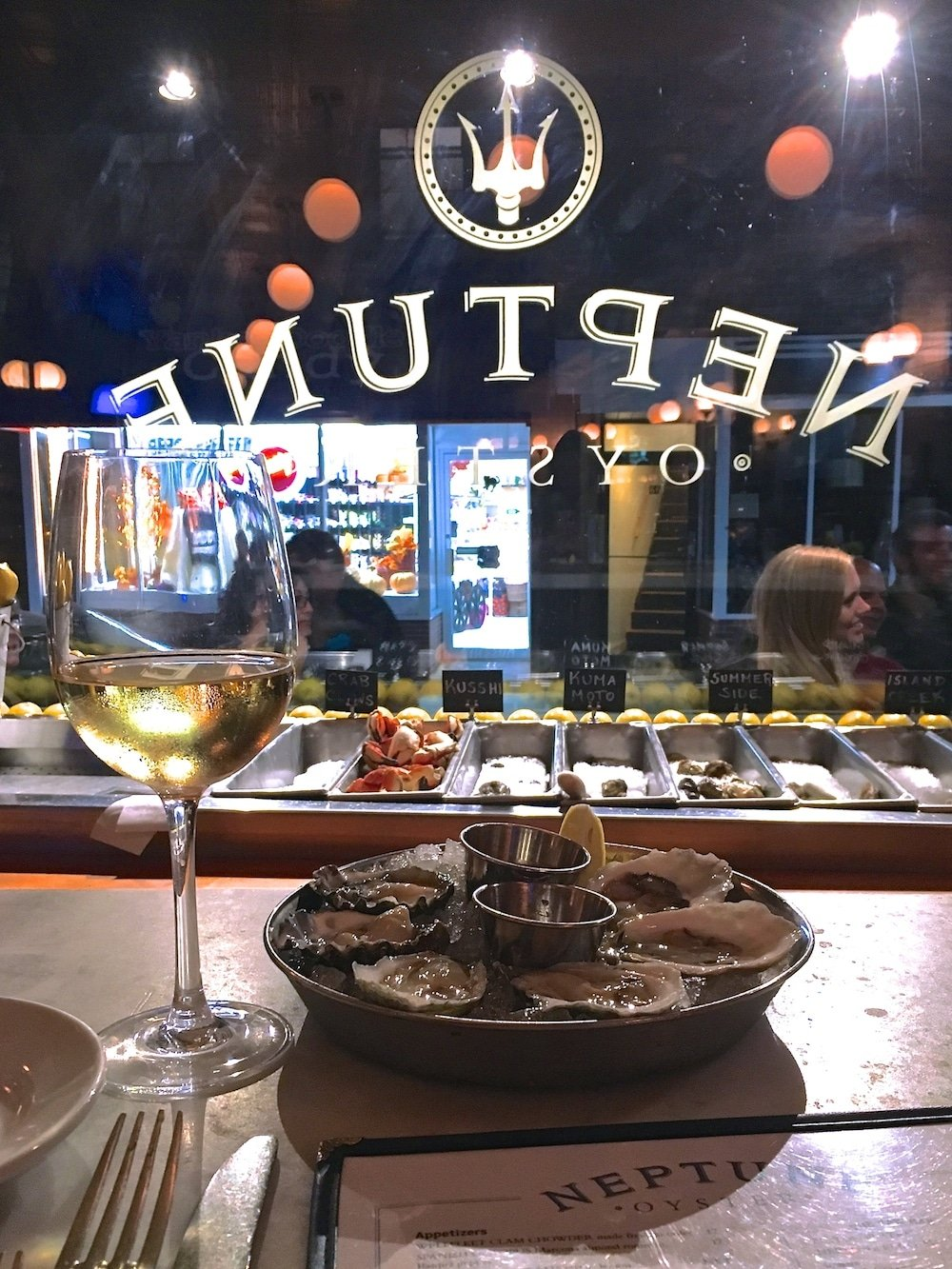 Five Best Bites in Boston - Neptune Oyster
