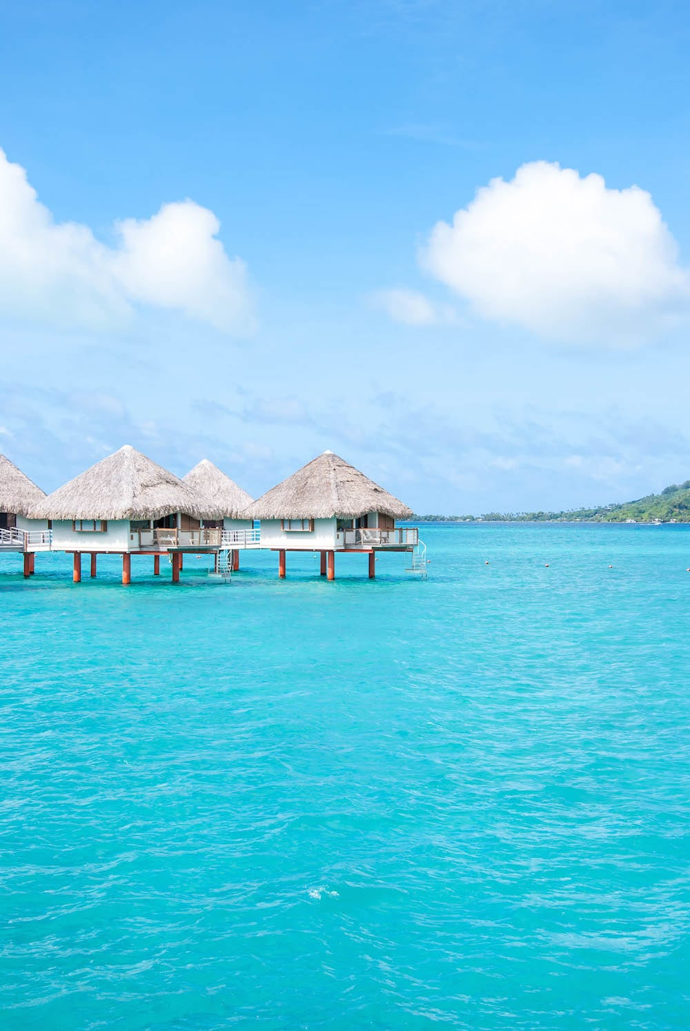 Bora Bora by Sea