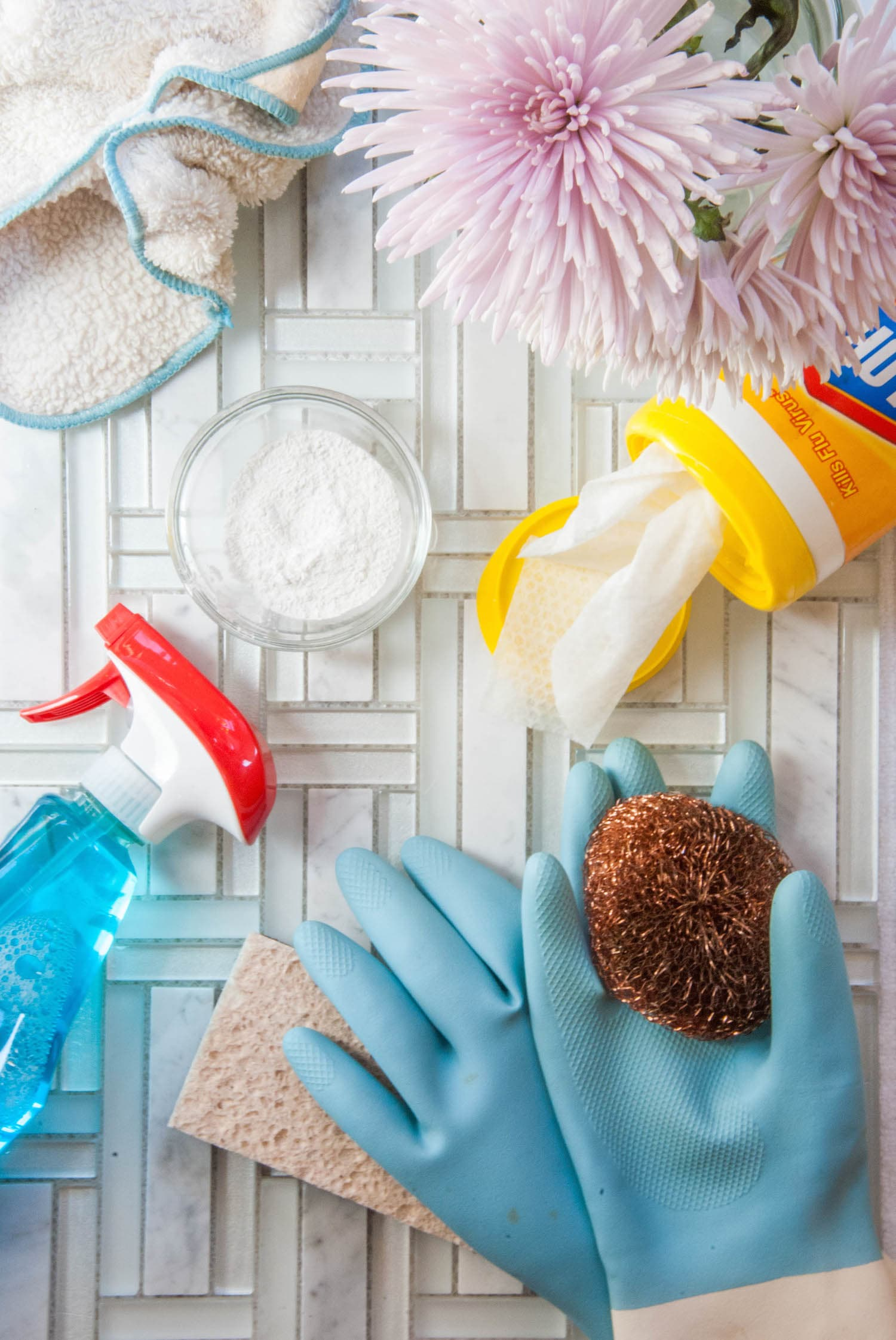 How a Chef Spring Cleans the Kitchen (+Free Checklist)