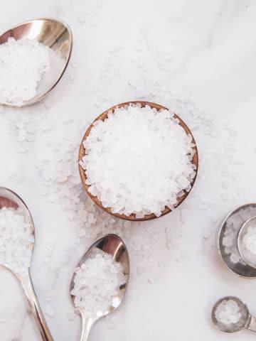 Wellness Bites: New Sodium Research