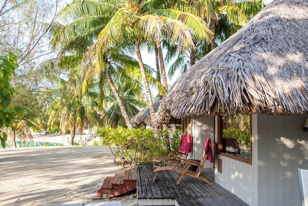 Bora Bora by Land - Private Beach Villa