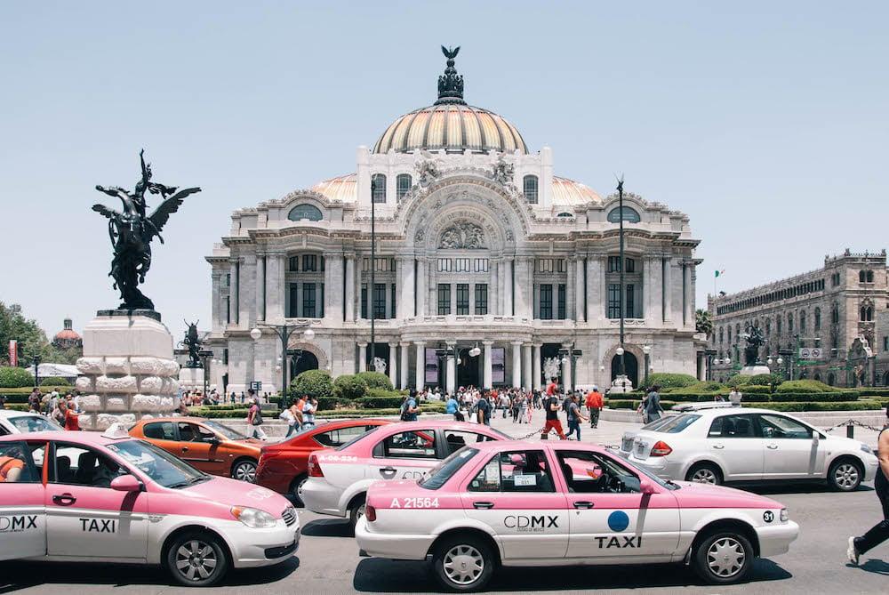 Hello from Mexico City, Mexico