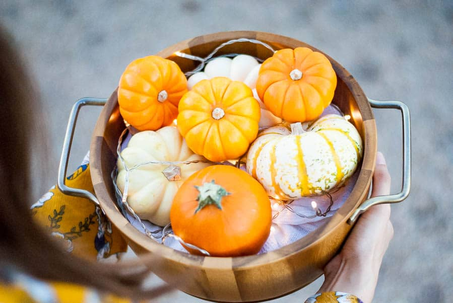 Fall Tablescapes and Decoration Ideas