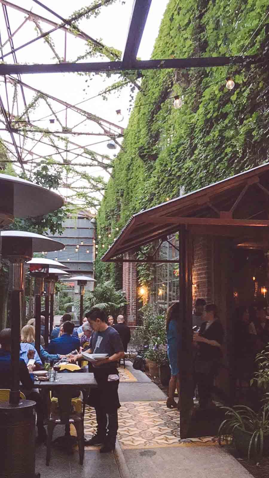 Dinner at Bestia in Downtown LA