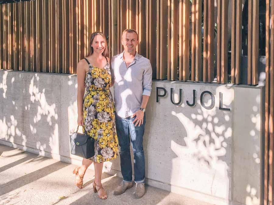 Pujol Mexico City