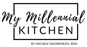 My Millennial Kitchen logo